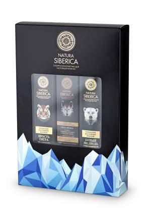 Подарочный набор для мужчин Natura Siberica (шампунь, крем для лица, гель для душа)