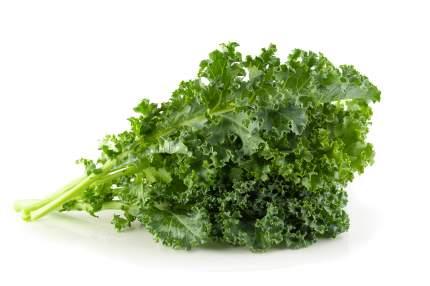 Капуста кудрявая Kale 1 шт 1 кг