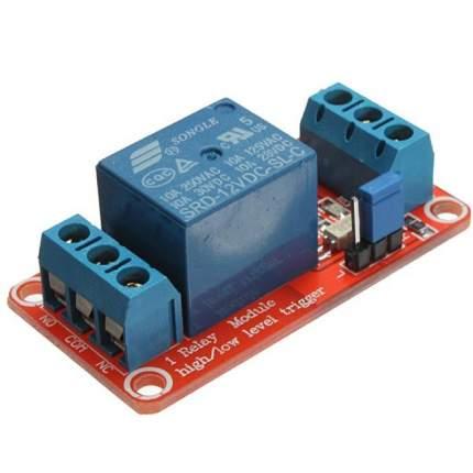 Модуль реле 5В 1-канал электромеханическое с опторазвязкой
