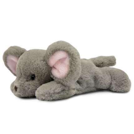 Мягкая игрушка Aurora Мышонок лежащий, 25 см
