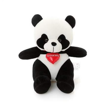 Мягкая игрушка Sima-Land Панда с сердцем, 20 см
