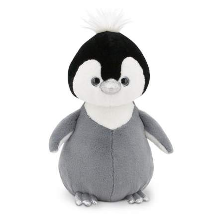 Мягкая игрушка Orange Пингвиненок серый, 22 см