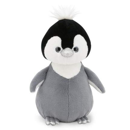 Мягкая игрушка Orange Пингвиненок серый, 35 см