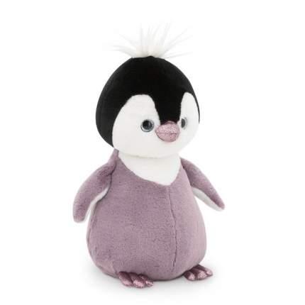 Мягкая игрушка Orange Пингвиненок сиреневый, 35 см