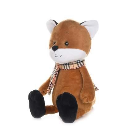 Мягкая игрушка Maxitoys Романтичный Лисенок в шарфике, 25 см