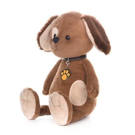 Мягкая игрушка Maxitoys Романтичный Щенок с подвеской-лапкой, 25 см