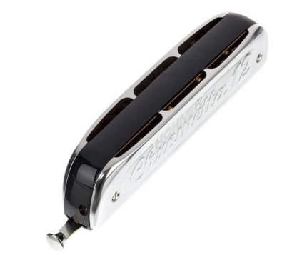 Губная гармоника хроматическая HOHNER Chrometta 12 255/48 C