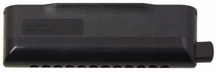 Губная гармоника хроматическая HOHNER CX 12 Black 7545/48 G