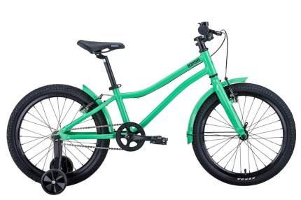Детский велосипед Bear Bike Kitezh 20 мятный