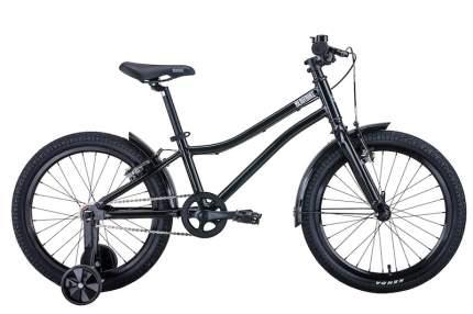 Детский велосипед Bear Bike Kitezh 20 черный