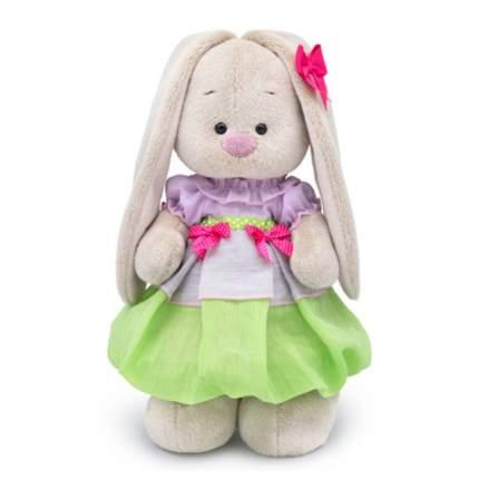 Мягкая игрушка BUDI BASA Зайка Ми в весеннем платье, 25 см