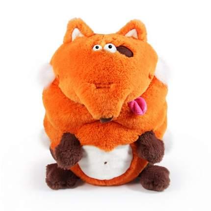Мягкая игрушка BUDI BASA Лиса Кармашки, 26 см