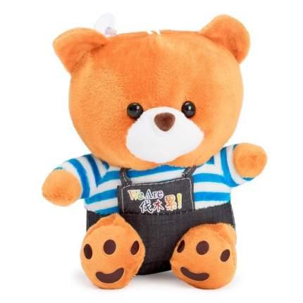 Мягкая игрушка Sima-Land Медведь в штанах и полосатой кофте, 20 см