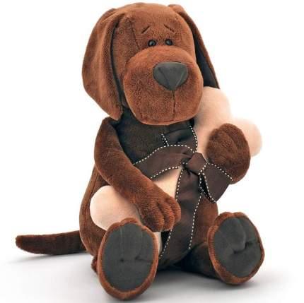 Мягкая игрушка Orange Пес Барбоська с косточкой, 25 см