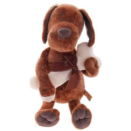 Мягкая игрушка Orange Пес Барбоська с косточкой, 30 см