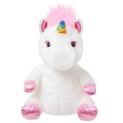 Мягкая игрушка 2 в 1 Aurora Единорог-подушка, 40 см