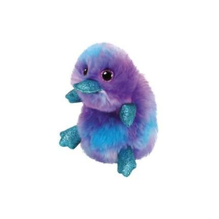 Мягкая игрушка Ty Inc Заппи утконос фиолетовый, 15 см