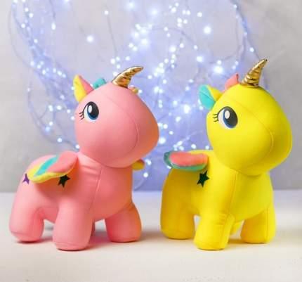 Мягкая игрушка-антистресс Sima-Land Единорог, в ассортименте