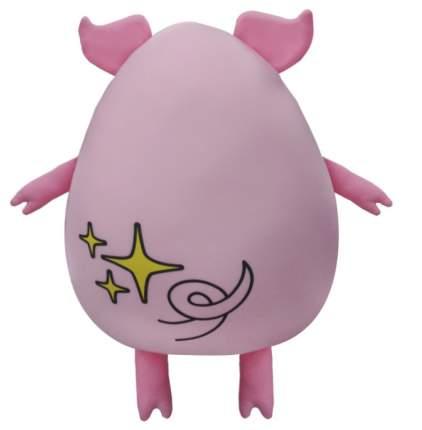 Мягкая игрушка-антистресс Maxitoys Свинка Волшебная, 38 см