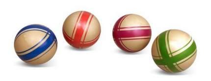 Мяч Чебоксарский Завод Эко Крестики-нолики 7.5 см, в ассортименте