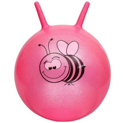 Мяч-прыгунок Next Малыши с блестками 2304-55GL, 55 см