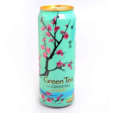 Напиток  ARIZONA  Зеленый чай женьшень и мёд 0,680мл