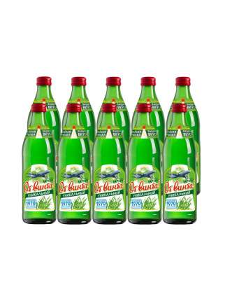 """Безалкогольный напиток """"От Винта """"Тархун"""" 0,45л. Евровинт стекло, 10 штук"""