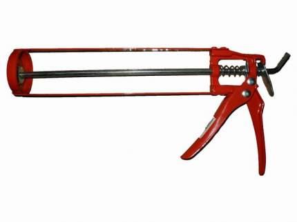 Пистолет скелетный для герметика оранж Skrab 26181