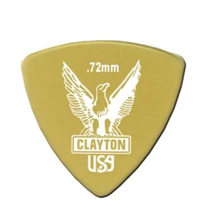 Набор медиаторов CLAYTON URT72/12 12 шт.