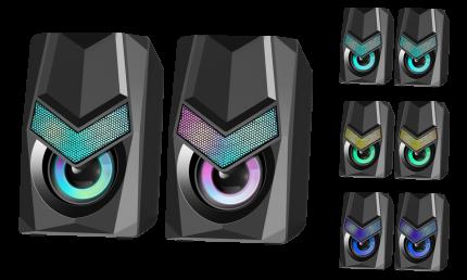 Колонки компьютерные Defender Solar 1 (65401)