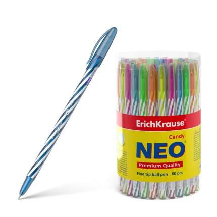 """Ручка шариковая """"Candy"""", синяя"""