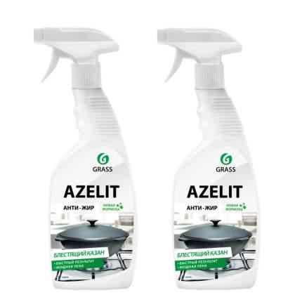 Чистящее средство Azelit Анти-жир  600 мл - 2 шт