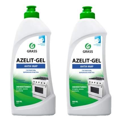Чистящее средство для кухни Azelit-gel Анти-жир  500 мл - 2 шт