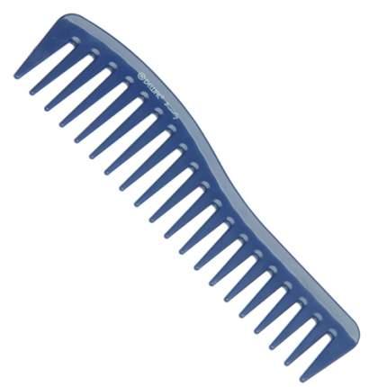Гребень волна Dewal Beauty, синий, 18 см