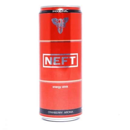 """Напиток энергетический Neft со вкусом """"Клюква-Арония"""", 0,45 л"""