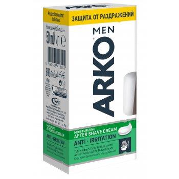 """Крем после бритья Arko men """"Anti-Irritation"""", 50 мл"""