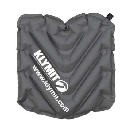 Надувная подушка Klymit 12VSGR01B V SEAT