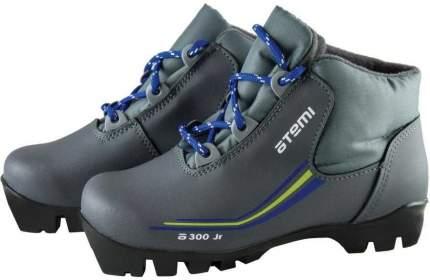 Лыжные ботинки А300 Jr Grey, Крепление: NNN (30)