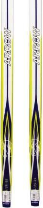 Лыжный комплект Arrow blue, Крепление: 75мм, wax (без палок) (180)