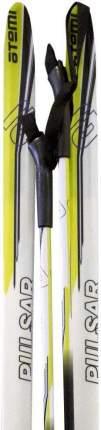Лыжный комплект Pulsar, Крепление: 75мм, wax (160/120)