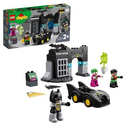 Конструктор LEGO DUPLO DC Comics 10919 Бэтпещера