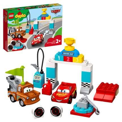 Конструктор LEGO DUPLO & Disney Cars 10924 Гонки Молнии МакКуина