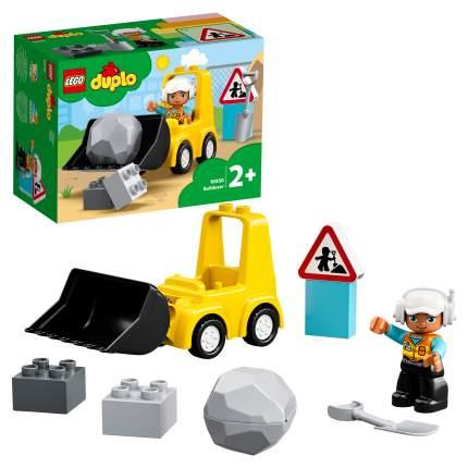 Конструктор LEGO DUPLO Town 10930 Бульдозер