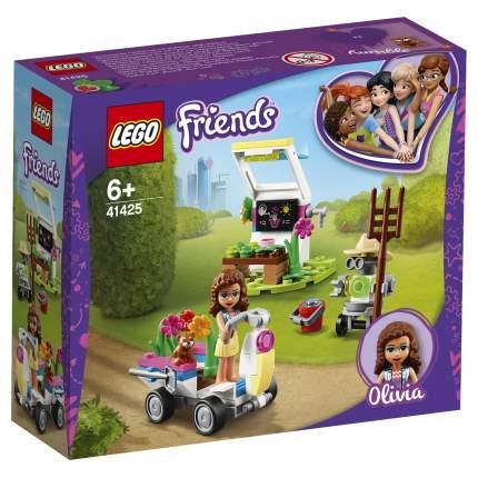Конструктор LEGO Friends 41425 Цветочный сад Оливии