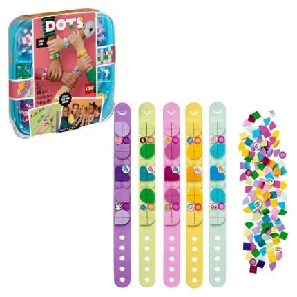 Набор для творчества LEGO DOTS 41913 Большой набор для создания браслетов