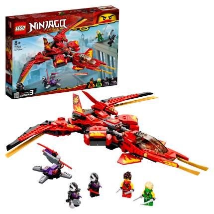 Конструктор LEGO NINJAGO 71704 Истребитель Кая