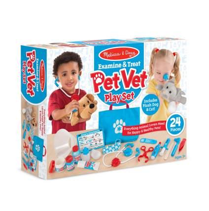 Pet Vet набор ветеринара Melissa & Doug