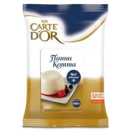 Десерт Carte D'or панна котта сухая смесь 520 г