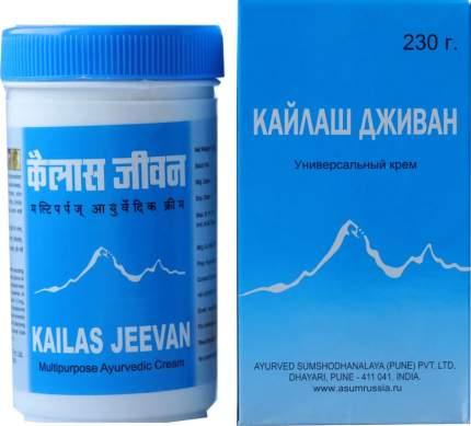 Противовоспалительный крем Кайлаш Дживан 230 г + Индийский крем Универсальный 1 шт х 230 г