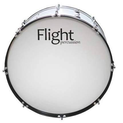 Маршевый барабан бас FLIGHT FMB-2612WH